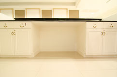 mieszkanie pokój kuchenny nowożytny Obrazy Royalty Free