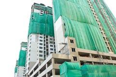 Mieszkanie własnościowe budowa Zdjęcie Stock
