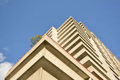 Mieszkanie własnościowe budynki w Montreal Fotografia Royalty Free