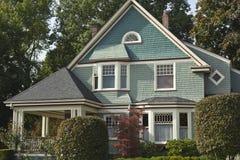 Mieszkaniowy domowy Seattle WA. Zdjęcia Royalty Free