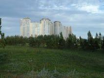Mieszkaniowy okręg Highvill Zdjęcie Stock