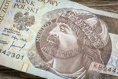 Mieszko I of Poland Royalty Free Stock Photos