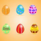Śmieszni zjadaczów jajka Obraz Stock