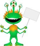 śmieszny potwór Zdjęcie Royalty Free