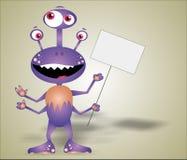 śmieszny potwór Obraz Stock