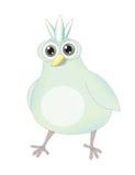 śmieszny ptasi kurczak Zdjęcie Royalty Free