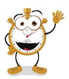 Śmieszny Stopwatch Fotografia Royalty Free