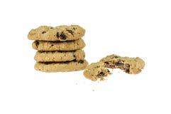 Miettes de biscuit Photos libres de droits