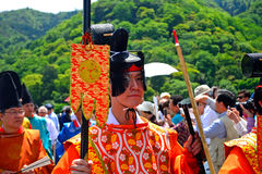 Mifune Festival, Kyoto, Japan Royalty Free Stock Photos