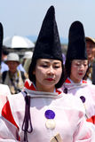 Mifune Festival, Kyoto, Japan Royalty Free Stock Photography