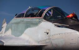 Mig-29 υπομόχλιο στοκ εικόνες