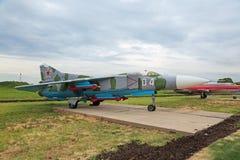 MiG-23 (плоский деревянный молоток) Стоковое фото RF