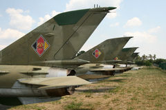 Mig 21 Royalty Free Stock Image
