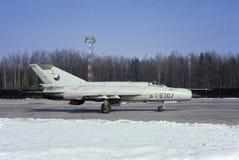 MiG-21MF Stockbilder