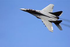 Mig 29 Stock Photography