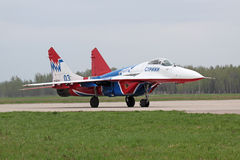Mig-29 Stock Photography