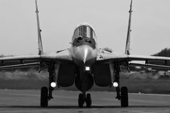 Mig-29 Royalty Free Stock Photos