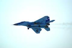 MIG-29 Lizenzfreies Stockfoto