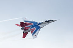 Mig-29 fighter Royalty Free Stock Image