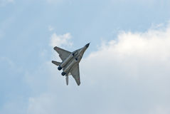 MiG-29 fighter jet Stock Image