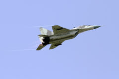 MIG-29 Fulcrum Stock Photography