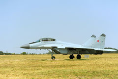 Mig 29 M2 airplane Stock Photo