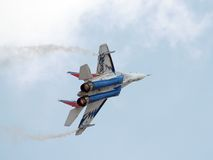MIG-29 OVT Royalty Free Stock Image
