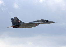 MiG-29 Imagem de Stock