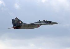 MiG-29 Στοκ Εικόνα