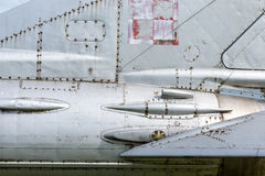 MiG-21 Fotografia Stock