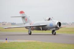 MiG-17 Royaltyfri Fotografi