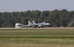 MiG-29 Obraz Royalty Free
