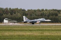 MiG-29 Zdjęcia Royalty Free