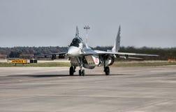 MiG-29 Zdjęcia Stock