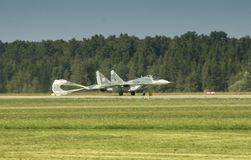 MiG-29 Obraz Stock