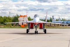 MiG-29 Obrazy Royalty Free