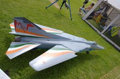 Mig-23 Arkivbild