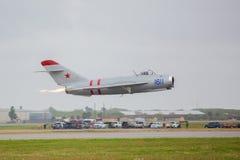 MiG-17 Stock Image