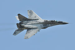 MiG-29AS Slovak Air Force Stock Images