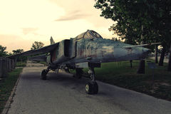MIG-23 BN Royalty Free Stock Image