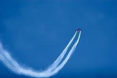 Mig fighter jet Stock Image