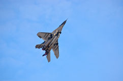 Mig-29 Fulcrum Royalty Free Stock Photo