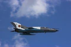 MiG-21 Lancer Stock Image