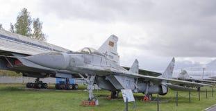 MiG--29-Multipurposekämpe (1977) max hastighet km/h-2450 Royaltyfri Foto