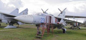 MiG--23-Multipurposestrålkämpe (1967) Arkivfoton