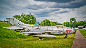 MiG-19PM Royalty Free Stock Images