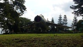 MIG17 samolotu zabytek Zdjęcie Royalty Free