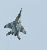 mig-slovak för 29 flygvapen Royaltyfri Foto