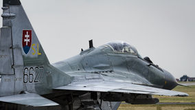 MiG-29 slovaque Images stock