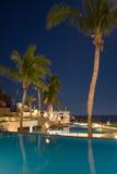 mig tropiska nätter Arkivfoto